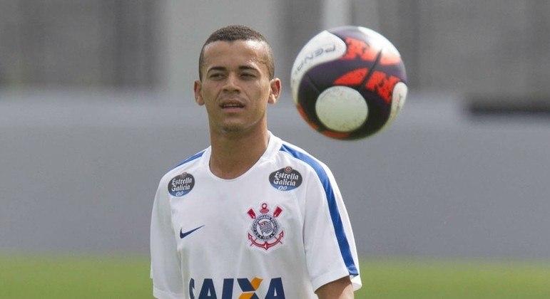Luidy custou R$ 4 milhões. Quatro anos de contrato. Nunca jogou pelo clube
