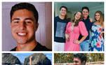 Luigi Cesar, filho caçula de Cesar Filho e Elaine Mickely, é discreto, mas toda vez que posta algum clique nas redes sociais, 'bomba'. Aos 17 anos, o jovem já coleciona cerca de 30 mil seguidores no Instagram, em sua maioria garotas que não economizam adjetivos quando o assunto é a beleza do rapaz. Apesar de tímido, Luigi conversou com o R7 e falou sobre o sucesso na web, a relação com os pais famosos e sua grande paixão: o São Paulo Futebol Clube