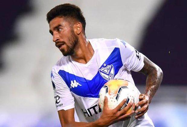 Luis Abram: zagueiro - 25 anos - peruano - Fim de contrato com o Vélez Sarsfield - Valor de mercado: 6,8 milhões de euros