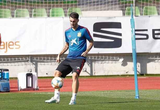 Luis Alberto (Espanha) - fora por opção do treinador
