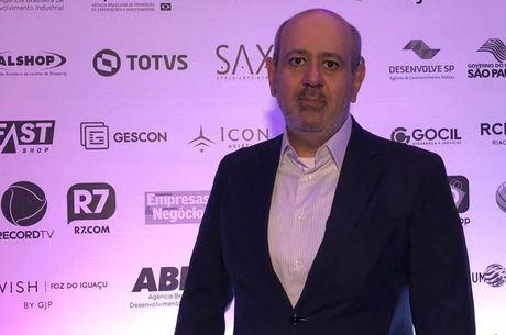 Luiz Cláudio Costa, presidente da Record TV