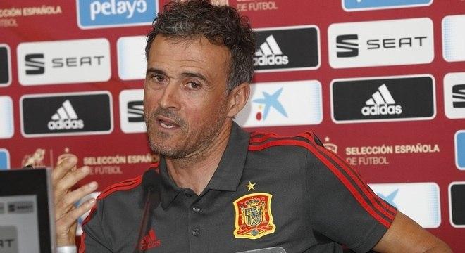 a8cdfcbaeee5c Luis Enrique inova na convocação da seleção espanhola  veja o vídeo ...