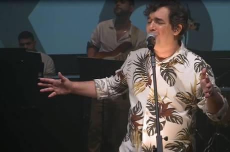 Luís Martins e banda com o projeto 'Sonho Live'
