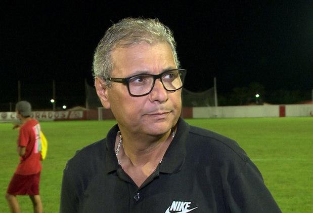 Luis Miguel Gouveia - Chegou ao Brasil em 2006 para trabalhar no Ceres-RJ e desde então já treinou mais de 20 clubes no país.