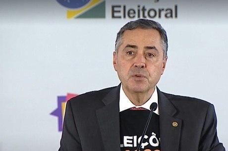 Barroso admite tentativa de ataque hacher ao TSE, que foi neutralizada