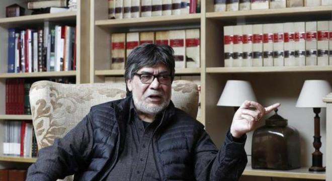 Luis Sepúlveda se exilou na Espanha durante a ditadura de Augusto Pinochet