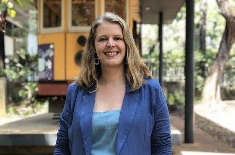 Luísa concorre a cargo político pela primeira vez