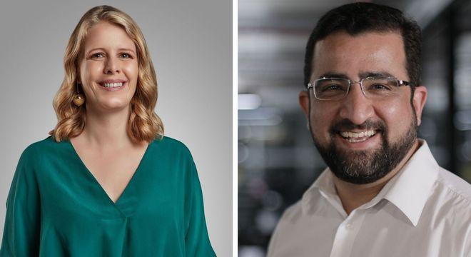 Luisa Barreto e Wadson Ribeiro registraram candidaturas nesta quarta