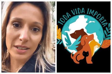 Post de Luisa Mell gerou polêmica nas redes sociais