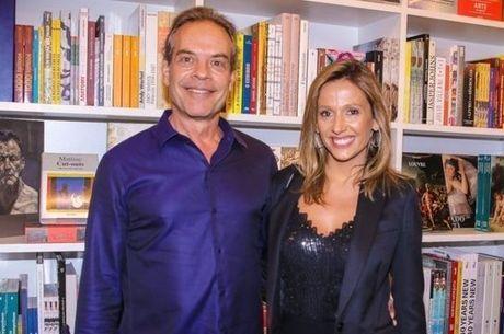 Gilberto Zaborowsky e Luisa Mell