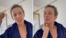 Luisa Mell fala sobre lipoaspiração realizada sem sua autorização