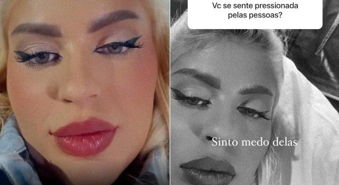 No Instagram, Luísa Sonza respondeu dúvidas e curiosidades dos fãs