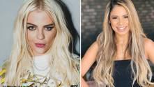 Luísa Sonza e Lexa revelam grupo de fofoca com outros famosos