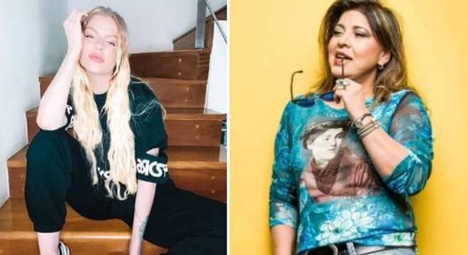 Luísa Sonza defendeu o ex-marido após comentário da cantora sertaneja
