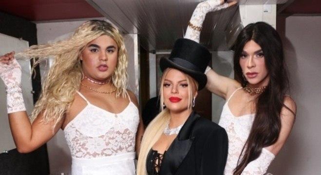 Fantasia de Luísa é inspirada em apresentação de Madonna no VMA