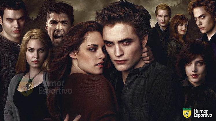 Luisito Suárez mostraria sua sede pelo sangue humano fazendo parte da família de vampiros de