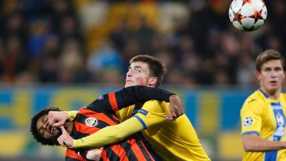 Torcida do Bate Borisov imitou macaco. Vingança por ter marcado cinco gols