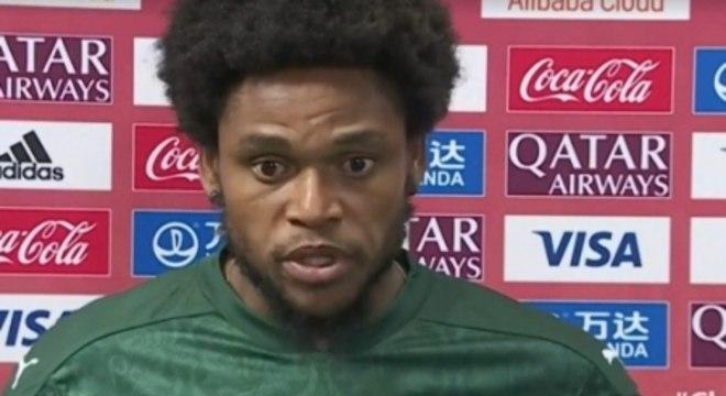 Luiz Adriano entrevista