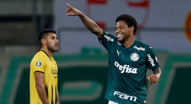 Última partida do Palmeiras pela Libertadores foi contra o Guaraní-PAR, em março