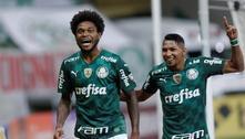 Palmeiras atropela o Del Valle e continua perfeito na Libertadores