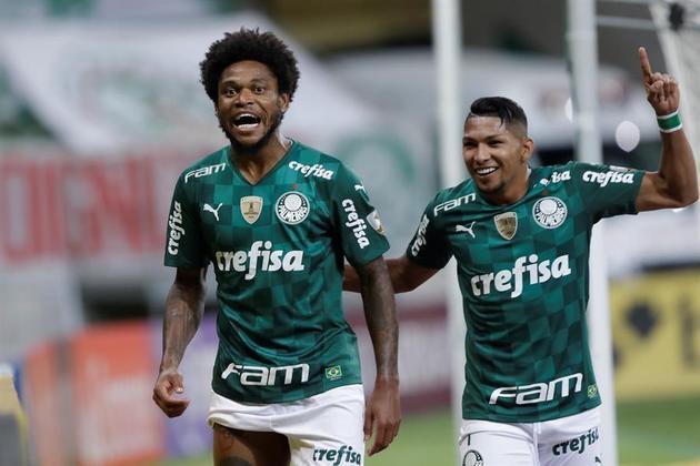 Luiz Adriano, Rony, Palmeiras