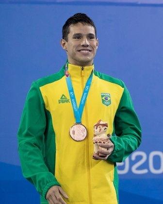 Luiz Altamir4x200 m livre
