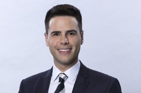 Luiz Bacci comanda o Cidade Alerta na tela da Record TV