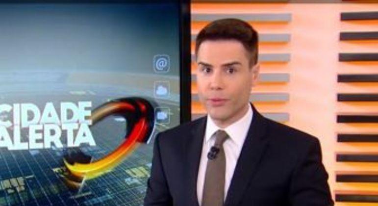 Luiz Bacci. Foto: Reprodução/Record TV