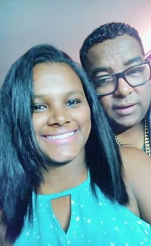 Renata Francine e Luiz Carlos