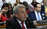 Luiz do Carmo (MDB-GO) assume como 2º suplente de secretário, cargo ocupado antes por Weverton (PDT-MA)