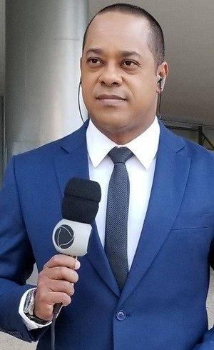 """Luiz Fara Monteiro, um dos apresentadores do """"JR Entrevista"""""""