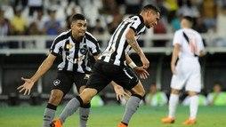 Botafogo vence Vasco por 3 a 2 e garante vaga na final da Taça Rio ()