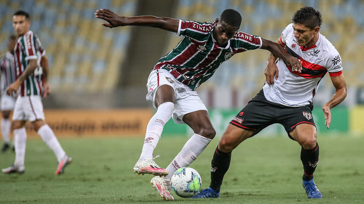 Luiz Henrique - 1 gol
