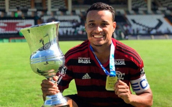 Luiz Henrique* (21 anos) - Relacionado em 4 jogos / Atuou contra: Macaé e Vasco / *Foi negociado com o Fortaleza
