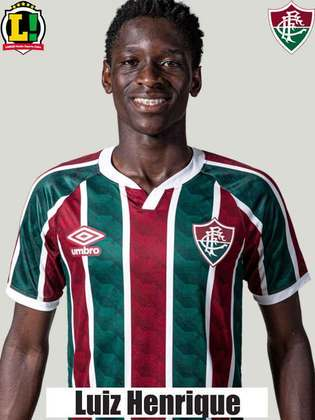 Luiz Henrique - 2,5 - Não se destacou no jogo e falhou nos lances de finalização.