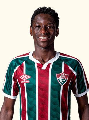 Luiz Henrique - atacante - 20 anos - contrato até 05/09/2025