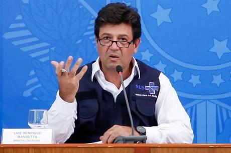 Primeiro caso no Brasil ocorreu no dia 26 de fevereiro