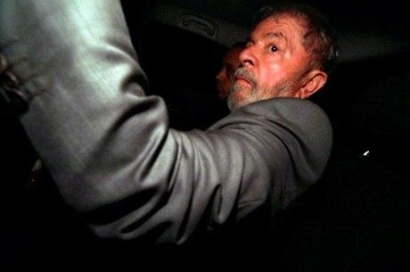 Lula acompanhou o julgamento no sindicato dos Metalúrgicos