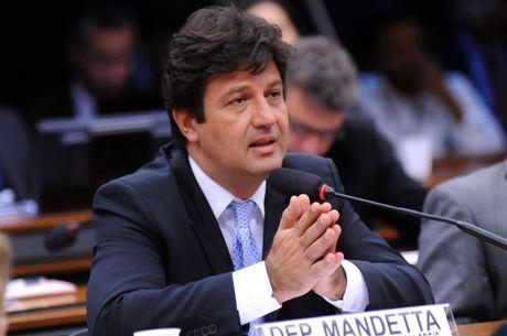 Luiz Henrique Mandetta é deputado federal pelo DEM
