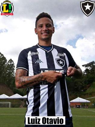 Luiz Otávio - Sem nota - Entrou nos acréscimos.