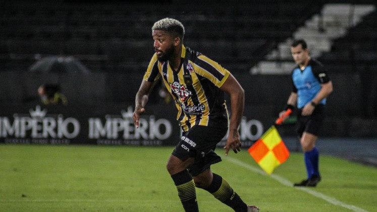 Luiz Paulo (Volta Redonda): ainda falando em desarmes, Luiz Paulo também se destacou. O camisa 8 do Voltaço é o terceiro da competição na estatística