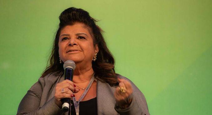A empresária Luiza Trajano, que está na lista da revista Time