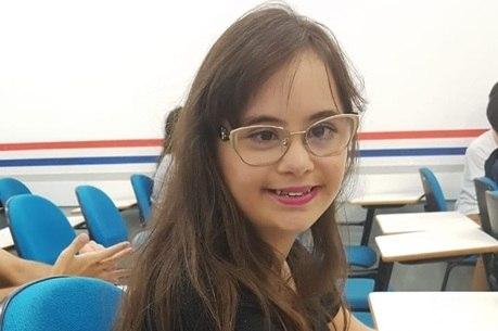 """Luiza Acosta: """"se tem um sonho, precisa ir atrás"""""""