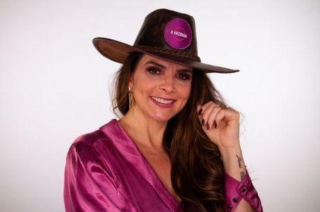 Luiza conquistou o tão desejado chapéu