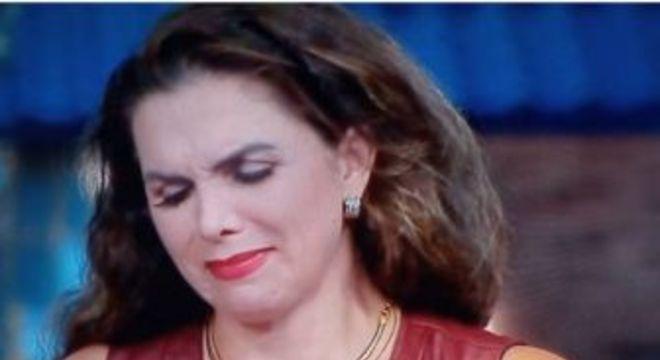 Luiza Ambiel. Foto: Reprodução/RecordTV