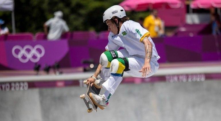 Atleta brasileiro terminou a competição na quarta colocação