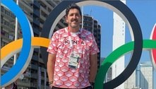 Luizomar realiza sonho de ir à uma olimpíada como técnico do Quênia