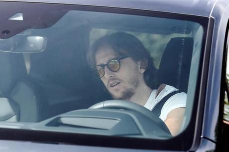 Modric já voltou a atuar pelo Real Madrid