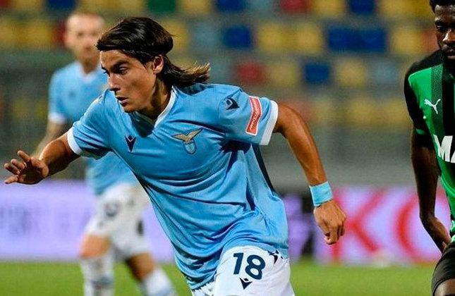 Luka Romero (Argentina) - Clube: Lazio (Itália) - Posição: Meia-ofensivo