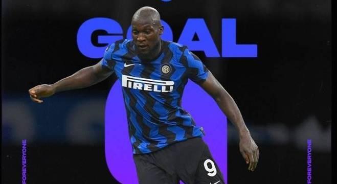 Lukaku, da Inter, sempre ele